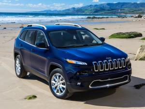 Jeep Cherokee Limited 2013 года